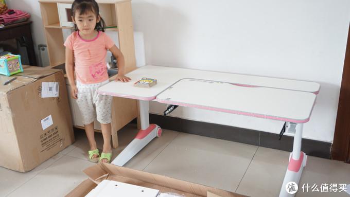 帮助孩子养成良好的学习习惯,西昊儿童学习桌椅H3开箱