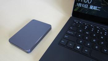 东芝Premium移动硬盘使用总结(容量|连接|速度|备份)