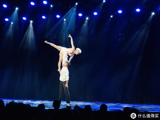 两位演员参加过乌克兰达人秀,还得了奖