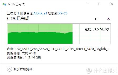 内置硬盘读取速度