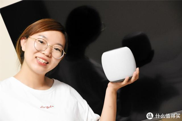 除了小米小爱同学,华为AI音响也是个不错的选择,399值得买