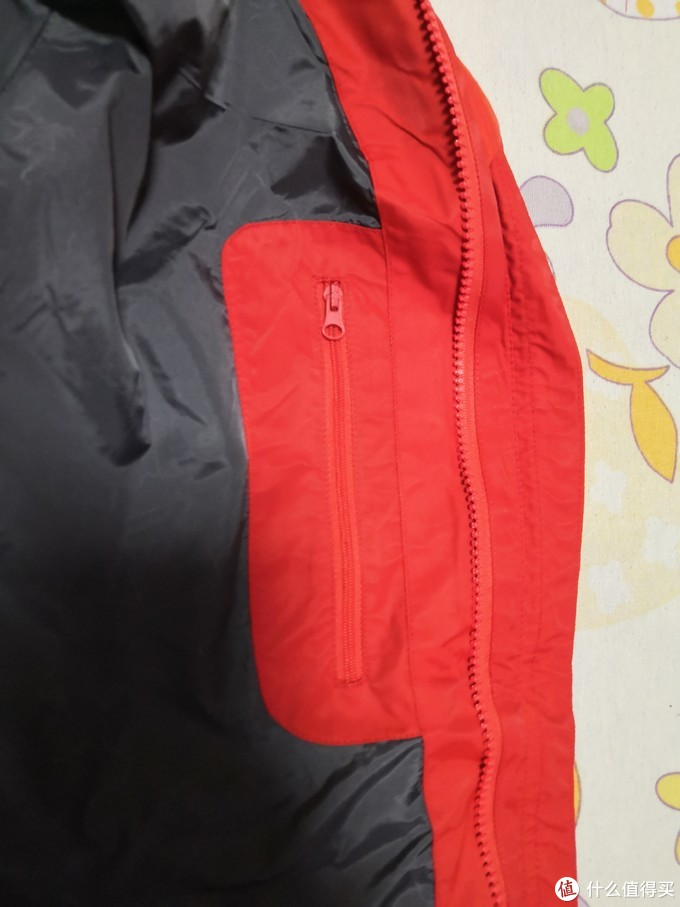 妙龄之选——龙狮戴尔女款三合一冲锋衣