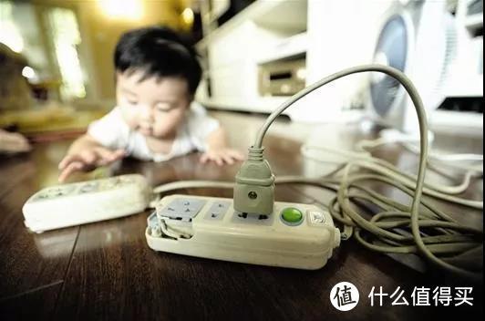 """【带娃神器】插座没有""""保护门"""",宝宝调皮捣蛋就危险了..."""