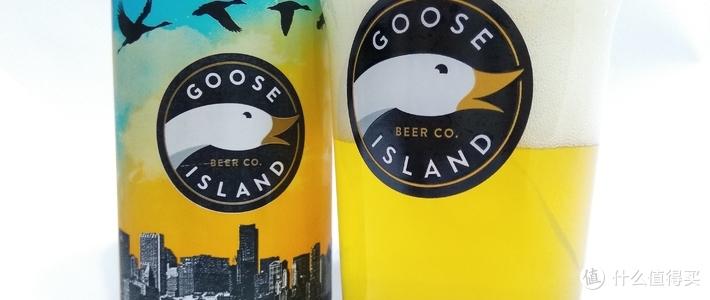 喝点好的之鹅岛轻盈IPA啤酒的小猴品鉴报告