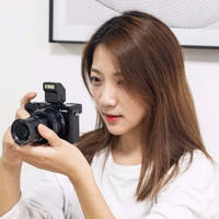 松下LX100M2相机外观展示(机身|镜头|手柄|接口|闪光灯)