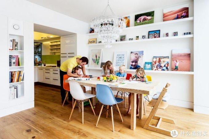"""忘掉""""客厅""""这个概念吧,一个家首先需要的是""""核心区"""""""