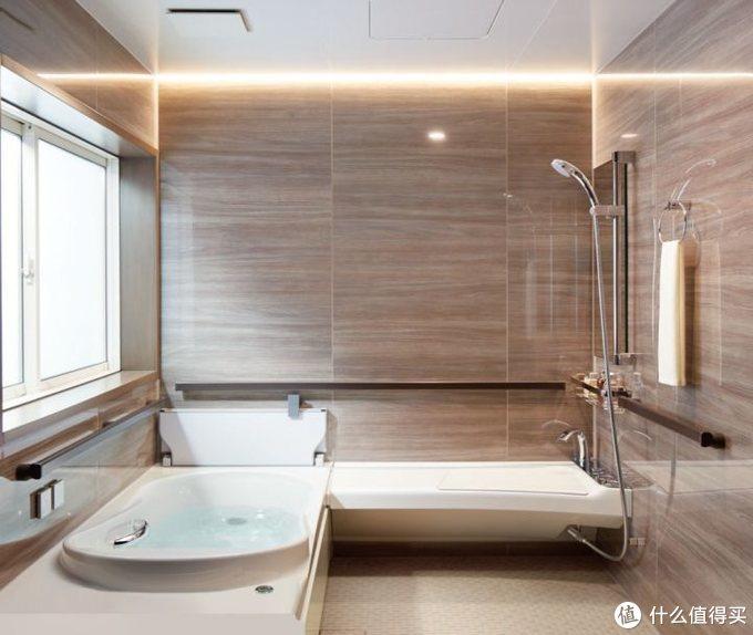谁说3㎡卫生间就没生活品质,日本的这个发明太适合中国国情了