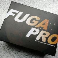 凯乐石FUGA PRO NASA联名款越野跑鞋外观图片(面料|外底|鞋头|后跟|鞋垫)