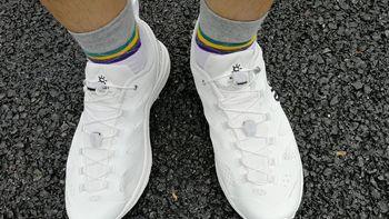 凯乐石FUGA PRO NASA联名款越野跑鞋上脚感受(系统|跑步|优点)