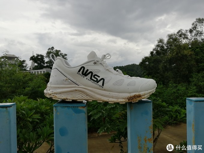 八百里勇闯茫崖,大将军心向火星--凯乐石FUGA PRO NASA联名款越野跑鞋