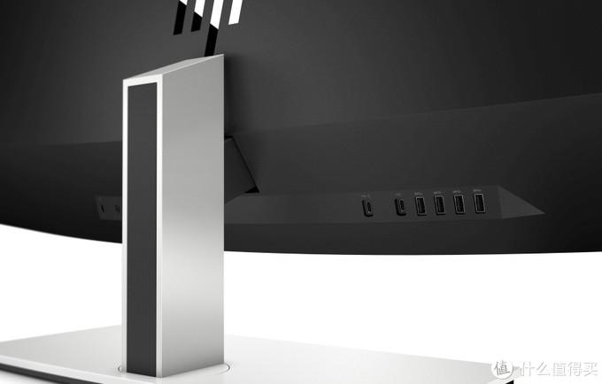 奇葩32:10长宽比,主打办公:HP 惠普 发布 34英寸E344c 和43英寸S430c 高端办公显示器