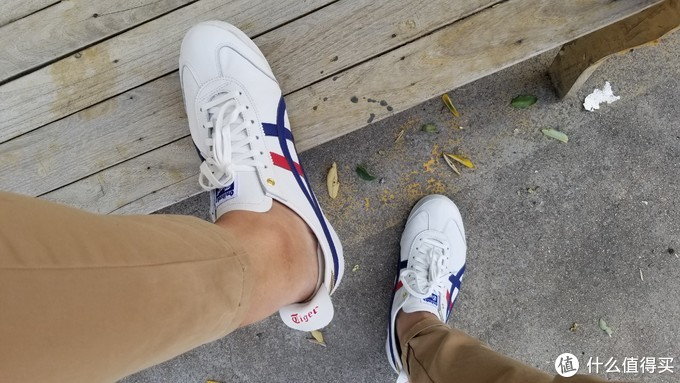 鬼冢虎 mexico 66 复古经典的小白鞋要不要来一双?