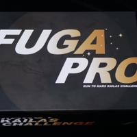 凯乐石 FUGA PRO NASA跑鞋外观细节(面料|外底|鞋头|后跟|鞋垫)