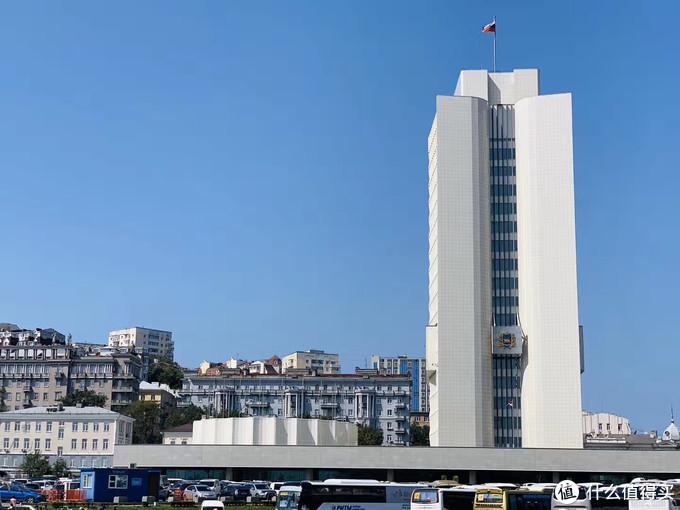 俄罗斯远东地区政府大楼