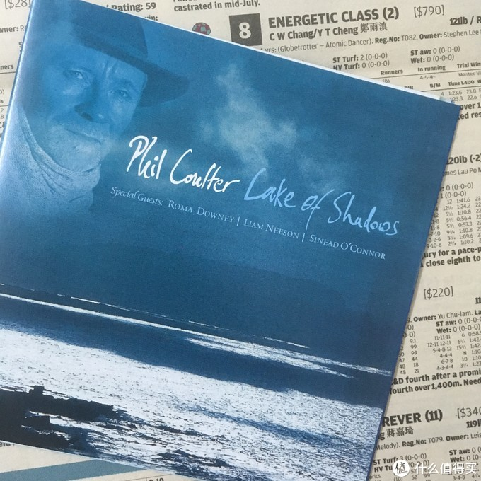 最美的声音——爱尔兰钢琴诗人Phil Coulter菲尔·科尔特《影之湖》专辑简赏