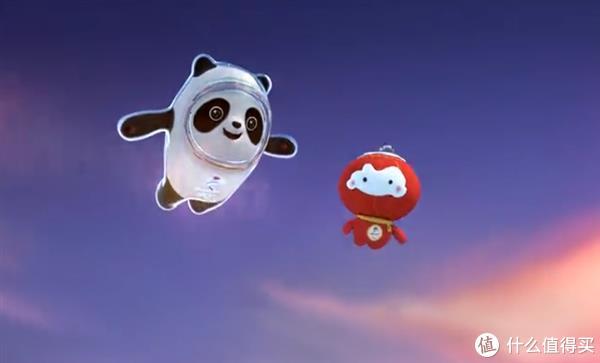 2022年北京冬奥会吉祥物揭晓:冰墩墩 以国宝熊猫为原型
