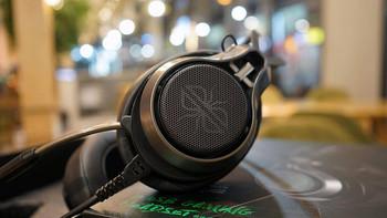 大康 GH05头戴式电竞耳机使用总结(佩戴|连接|音效|游戏)