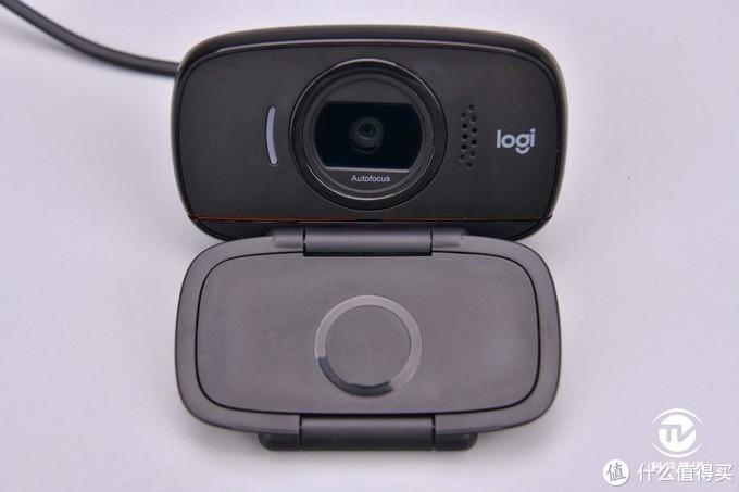 商务必备 便携神器 罗技B525高清网络摄像头体验