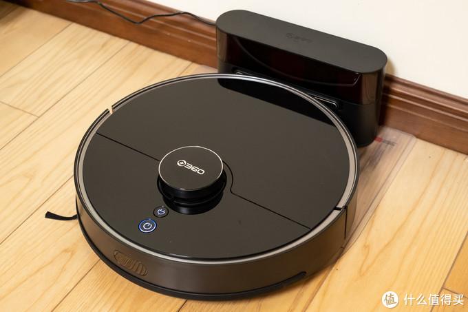 全屋打扫要轻松,清扫要强劲,拖地很安静:360扫地机器人T90