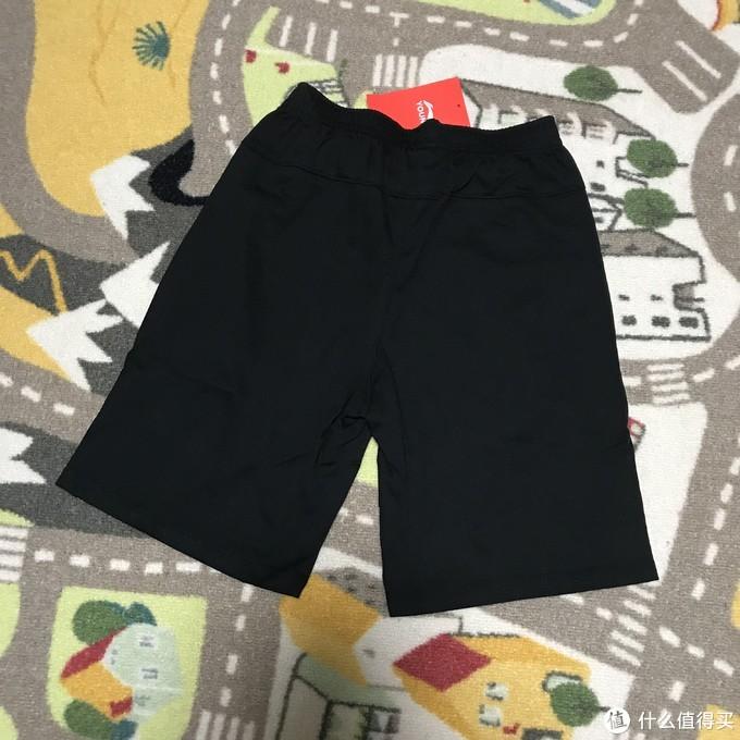 李宁City Of Light男童短裤