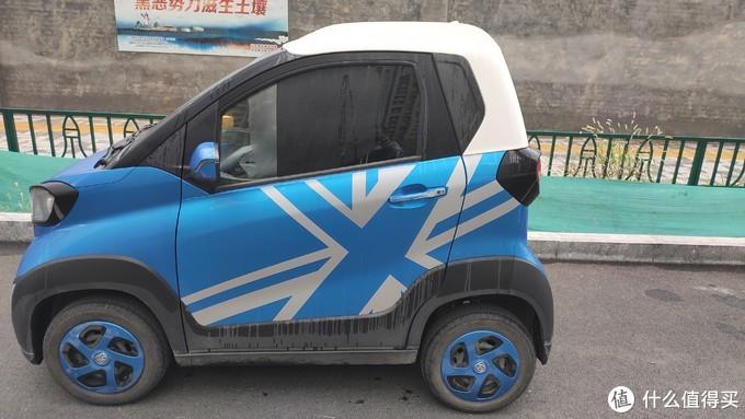 我的新能源汽车选车之路(一)——宝骏E100试车记