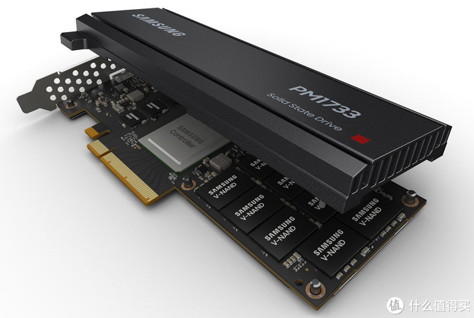 新一代PCIE 4.0狂飙8GB/s:SAMSUNG 三星 发布 PM1733、PM1735 固态硬盘