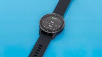 佳明 Venu智能手表外观展示(屏幕|表盘|表带|接口|按钮)