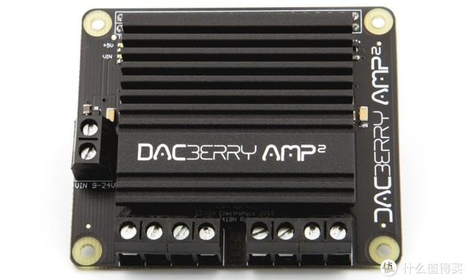 """帮""""树莓派""""变成HiFi""""小钢炮"""":DACBerry AMP² 超紧凑功放板发布 售价$129.95(约1020元)"""