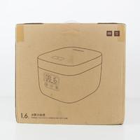 米家小饭煲外观展示(机身 排气孔 量杯 接口 顶盖板)