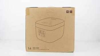 米家小饭煲外观展示(机身|排气孔|量杯|接口|顶盖板)