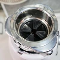 Pinlo厨余处理器安装方法(处理器|防溅罩|下水口|排水口|垫圈)