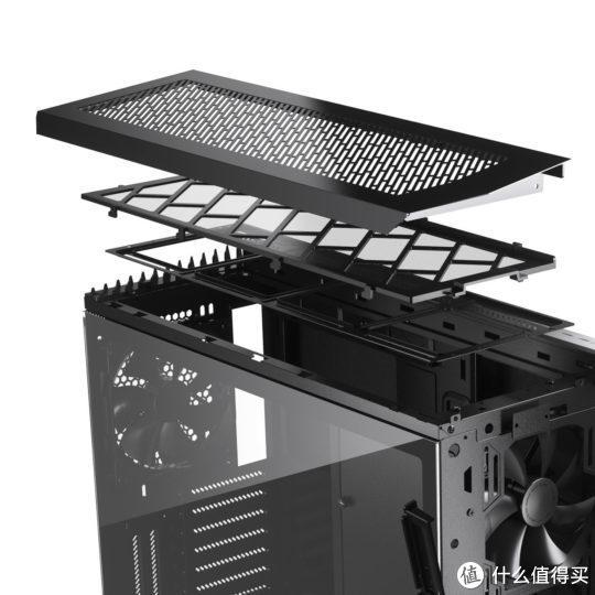 光污染也低调:Fractal Design 分形工艺 发布 Vector RS 旗舰机箱
