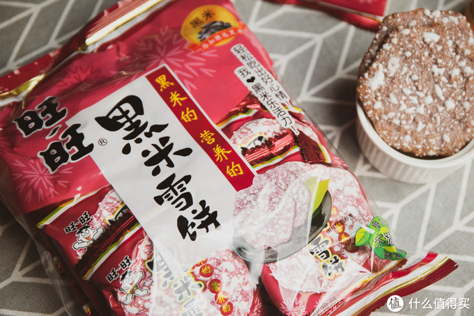 旺旺米果全揭秘!除了仙贝雪饼TA竟然也这么好吃!