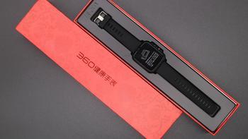 360健康手表图片展示(麦克风|摄像头|电源唤醒键|喇叭口|主体)