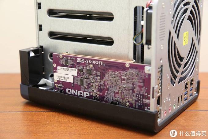 """万兆""""魔改""""速度如何?威联通TS-453B四盘位NAS评测"""
