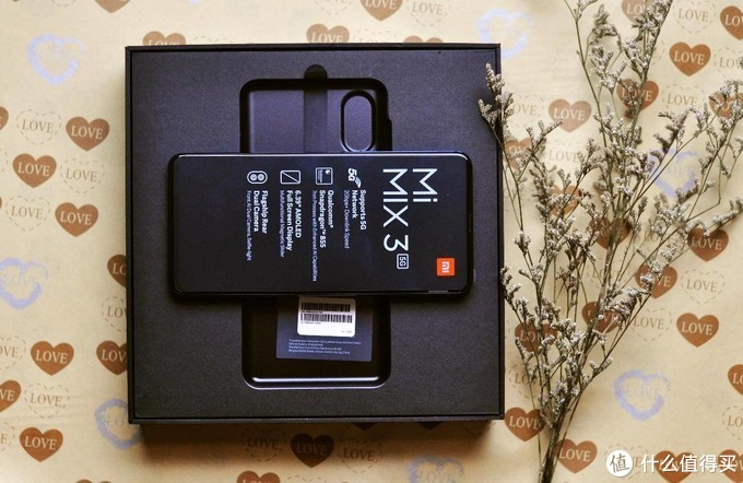 5G元年,5G终端,小米MIX3 5G版手机体验。