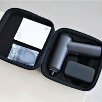 米家电动螺丝刀外观图片(批头|刀身|按键|接口|电池仓)