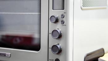 北鼎T535多功能烤箱图片展示(按键|指示屏)
