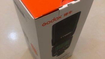 Godox TT685 闪光灯for 富士相机外观图片(本体|按键|灯座|说明书|显示屏)