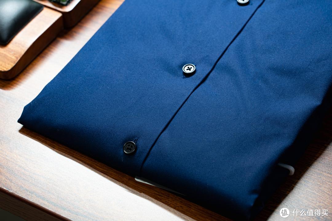 入秋太快,降温太猛,更新服装正当时:码尚定制长袖衬衫体验