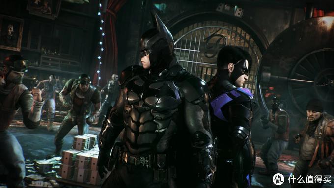 """重返游戏:蝙蝠侠游戏""""喜加六"""" Epic本周会免价值120美元游戏"""