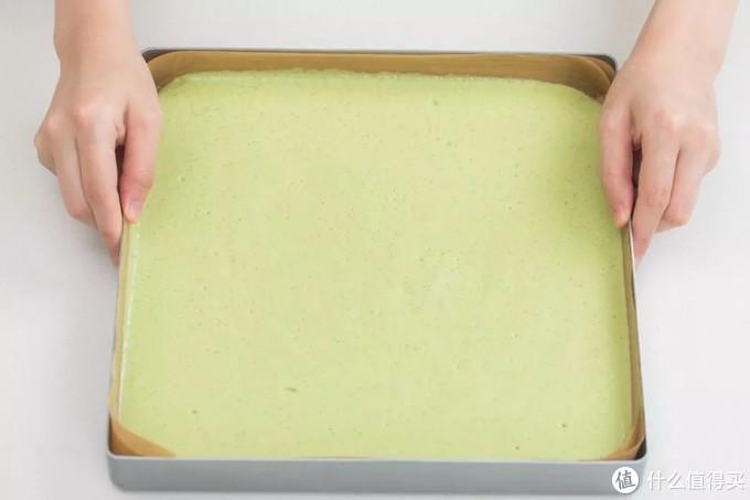 想不好看也难!多一步蛋糕卷颜值高八度