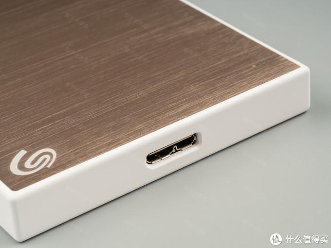 小巧好用,希捷Backup Plus Slim 1TB 移动硬盘