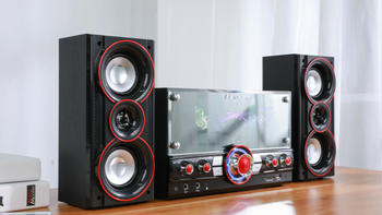 先科多媒体音箱使用体验(音量|音质|传输距离|噪音|FM)