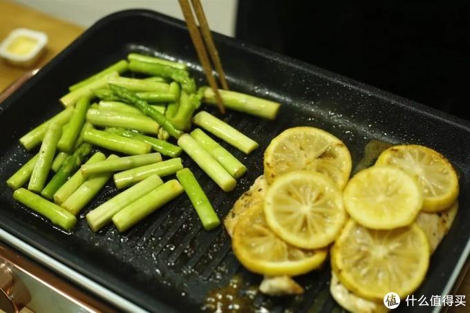 轻脂料理体验,清爽的青柠鸡排,秋季也要好好爱自己