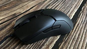 雷蛇Raver Viper毒蝰鼠标使用感受(滚轮|按键|声音|声音)