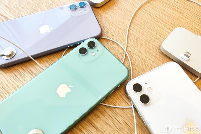苹果iPhone11开售真机体验:这两个型号最值得购买!