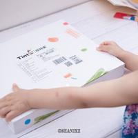 TintZone绘特美彩色液晶儿童画板外观图片(材质|尺寸|支撑板|电池槽)