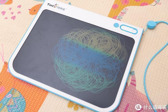 该解锁绘画天赋了:TintZone绘特美彩色液晶儿童画板