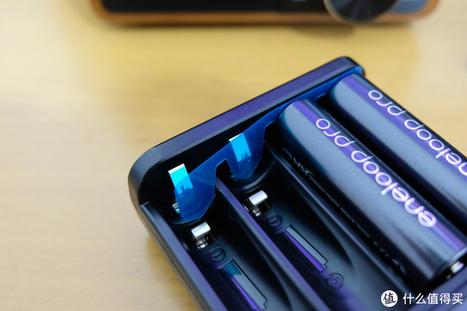 eneloop爱乐普 高容量充电电池5号+CC5C充电套装 入手体验